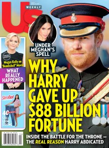 Us Weekly Cover Issue 0420 Prince Harry and Duchess Meghan