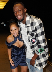 Usain Bolt Is Expecting 1st Child With Girlfriend Kasi Bennett