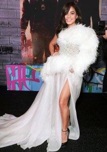 Vanessa Hudgens Post-Breakup Red Carpet Appearance