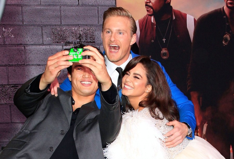 Vanessa Hudgens Shines on the Red Carpet at 'Bad Boys for Life' Premiere After Austin Butler Split