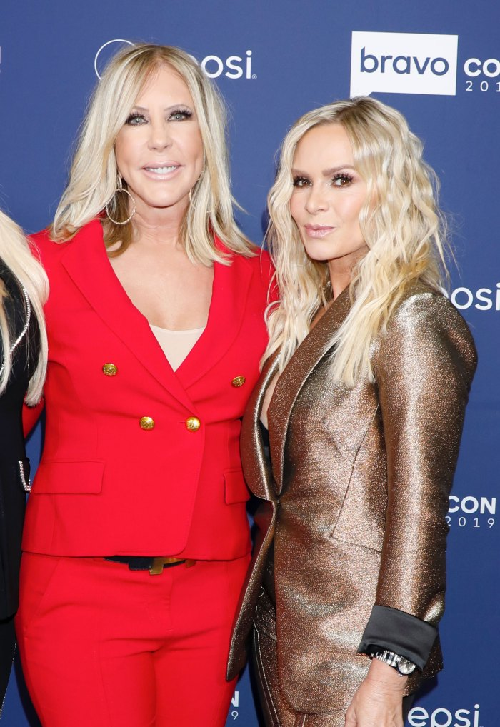 Vicki Gunvalson Weighs In on Tamra Judge's 'RHOC' Departure After Announcing Own Exit