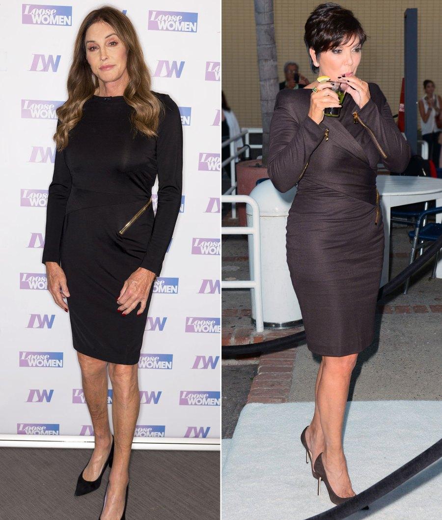 WWIB Caitlyn Jenner vs. Kris Jenner