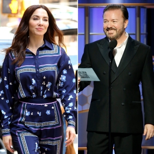 Whitney Cummings Defends Ricky Gervais After Golden Globes 2020 Opening Monologue