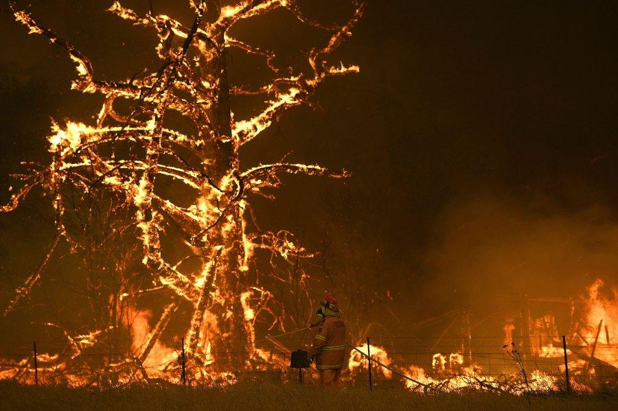 Kylie Jenner Donates 1 Million to Australian Bushfire Relief