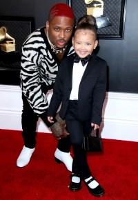 YG and Harmony Jackson Grammys 2020