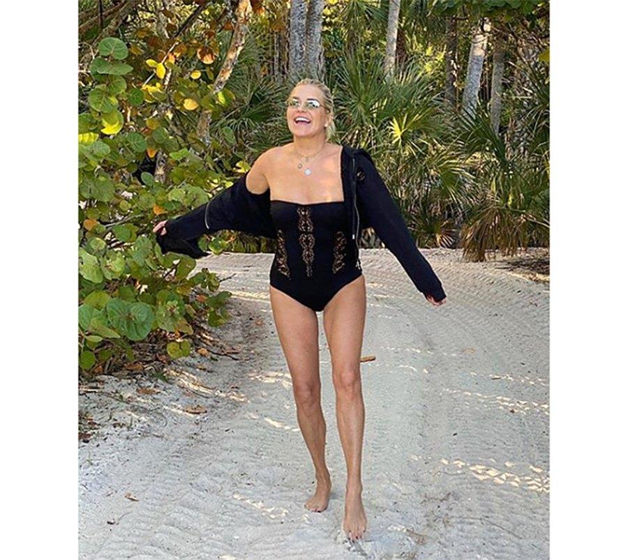 Yolanda Hadid Bikini Instagram