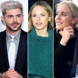 Zac Efron Is Dating Halston Sage After Ending Relationship With Sarah Bro