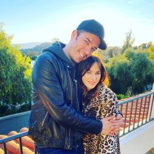 Zooey Deschanel Rings in the New Year With Her 'Sweetie' Jonathan Scott
