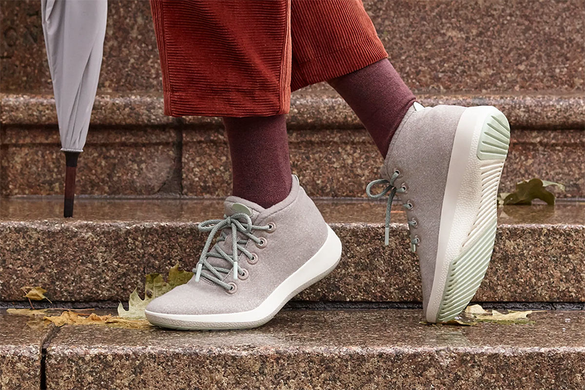 This Weather Seriously Calls for Allbirds' Essential All-Climate Sneakers