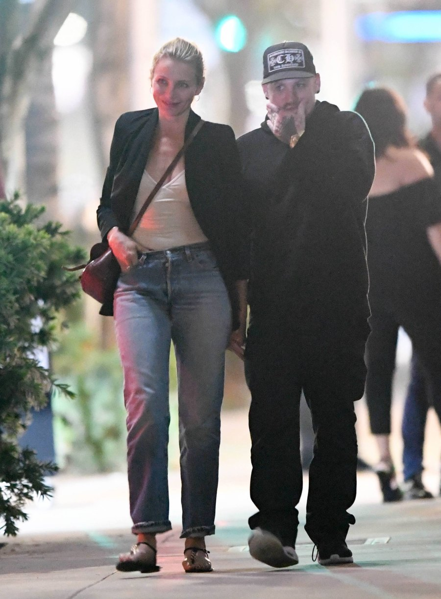 A Timeline of Cameron Diaz and Benji Madden's Private Relationship
