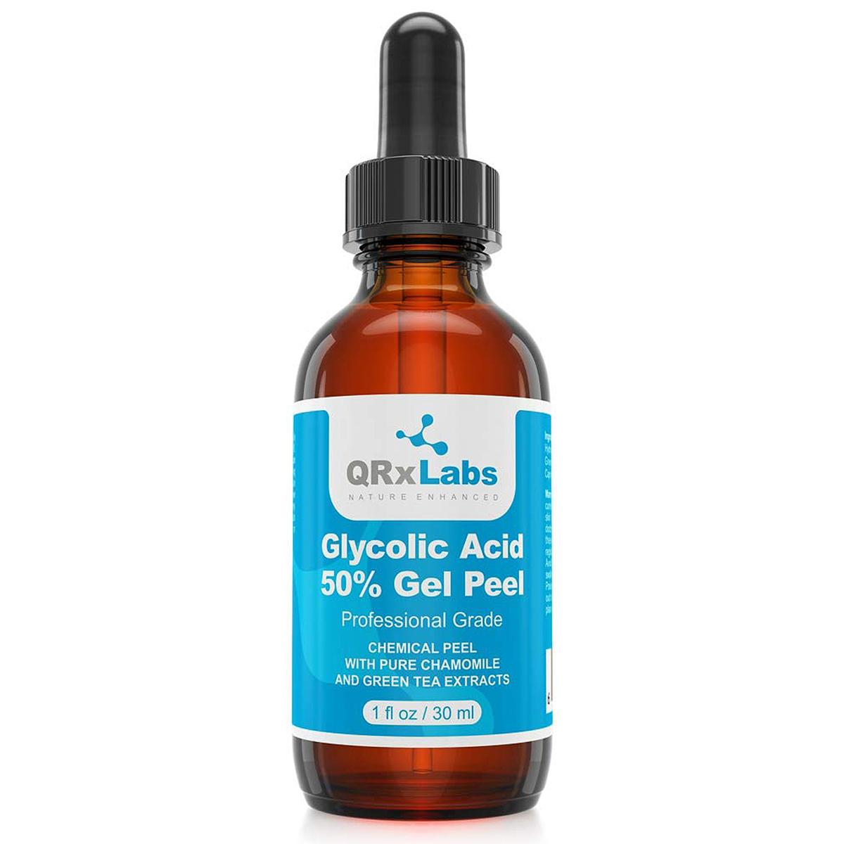 QRxLabs Glycolic Acid 50% Gel Peel