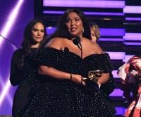 Grammys 2020 Winners Lizzo