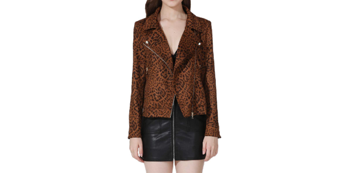 This Faux-Suede Moto Jacket Will Be an Instant Compliment Magnet