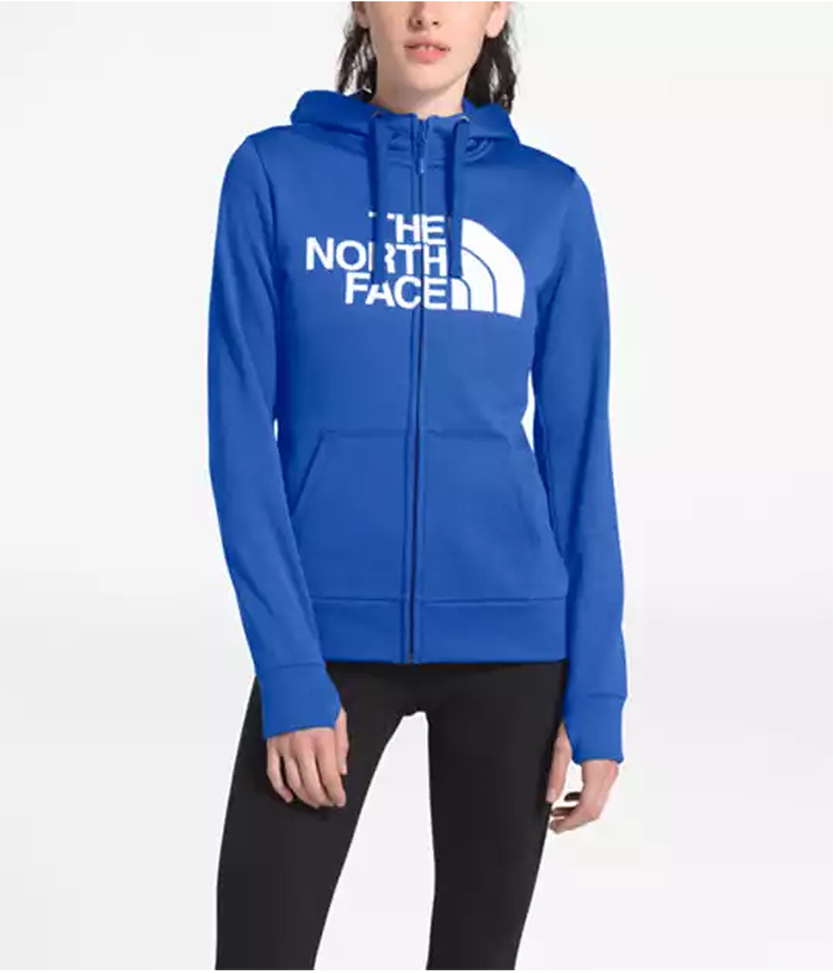 north-face-hoodie-blue
