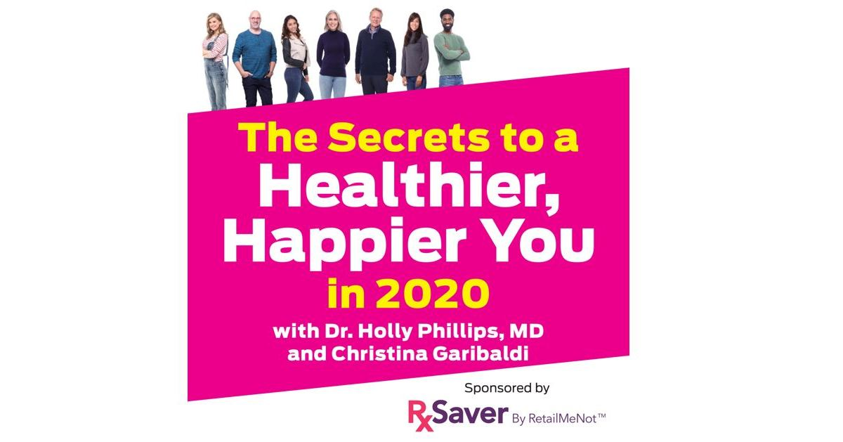 'The Secrets to a Healthier, Happier You in 2020' Podcast Episode 4 Reveals How Sleep Affects Your Energy Levels