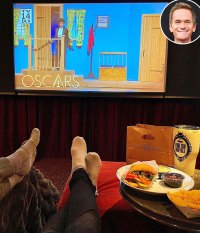Neil Patrick Harris Stars Watching the 2020 Oscars From Home