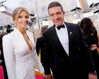 Nicole Kimpel and Antonio Banderas Couples Dazzle at Oscars 2020