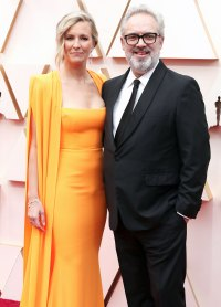 Sam Mendes and Alison Balsom Couples Dazzle at Oscars 2020