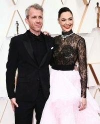 Yaron Varsano and Gal Gadot Couples Dazzle at Oscars 2020