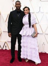 Mahershala Ali and Amatus Sami-Karim Couples Dazzle at Oscars 2020
