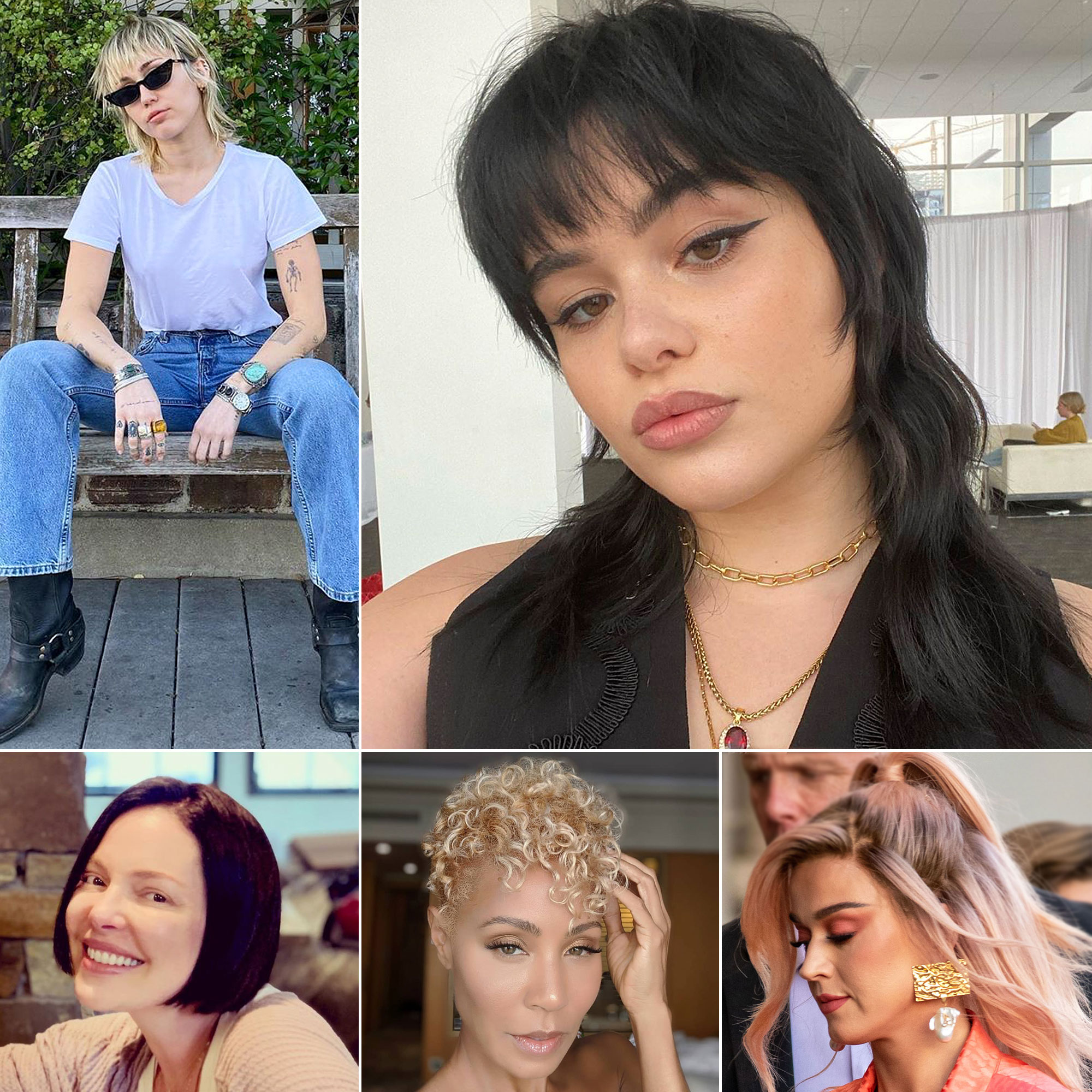 Celebrity Hair Changes Of 2020 Haircuts Hair Color Extensions
