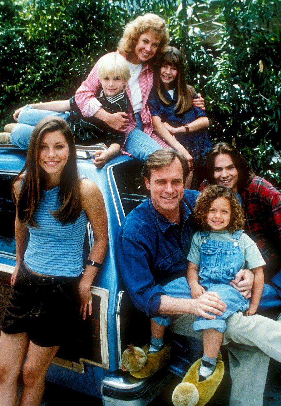 7th Heaven Stars Then And Now