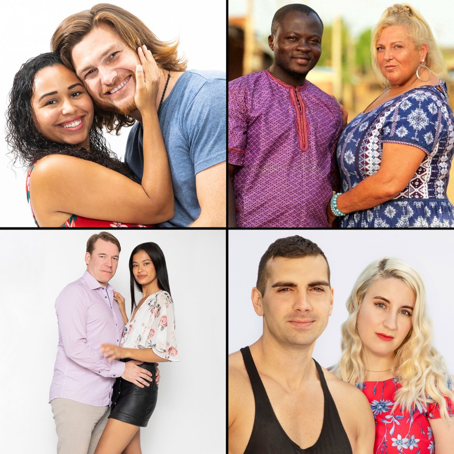 90 Day Fiance Season 7 Tell-All Which Couples Are Still Together
