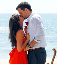 Jade Roper and Tanner Tolbert Kissing on Bachelor in Paradise A Guide to Every Bachelor Show and When They Will Likely Air