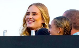 Adele Looks Slimmer Than Ever Oscars Party