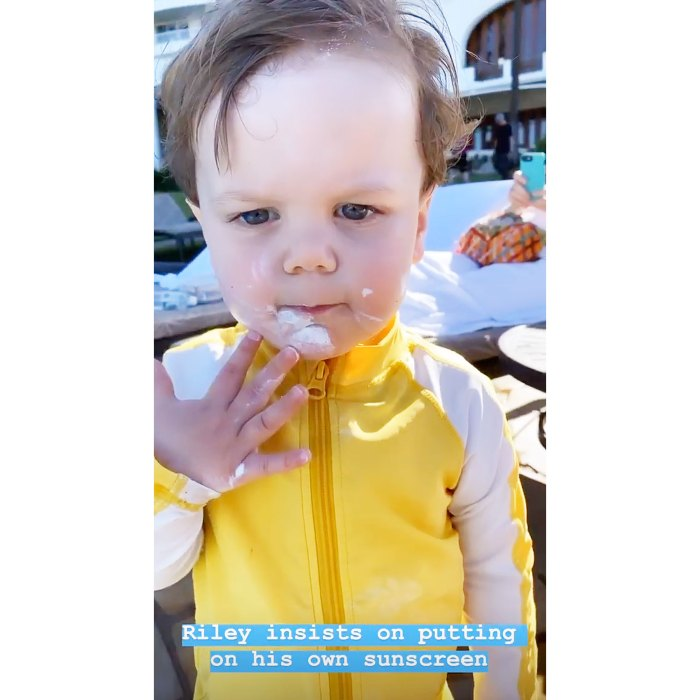 Ali Fedotowsky Defends Son Riley Pooping in Hotel Pool After Constipation