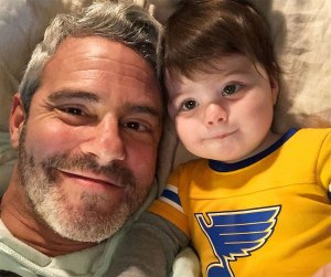 Andy Cohen Admits He Wouldn't Want His Son Benjamin Filming Reality TV