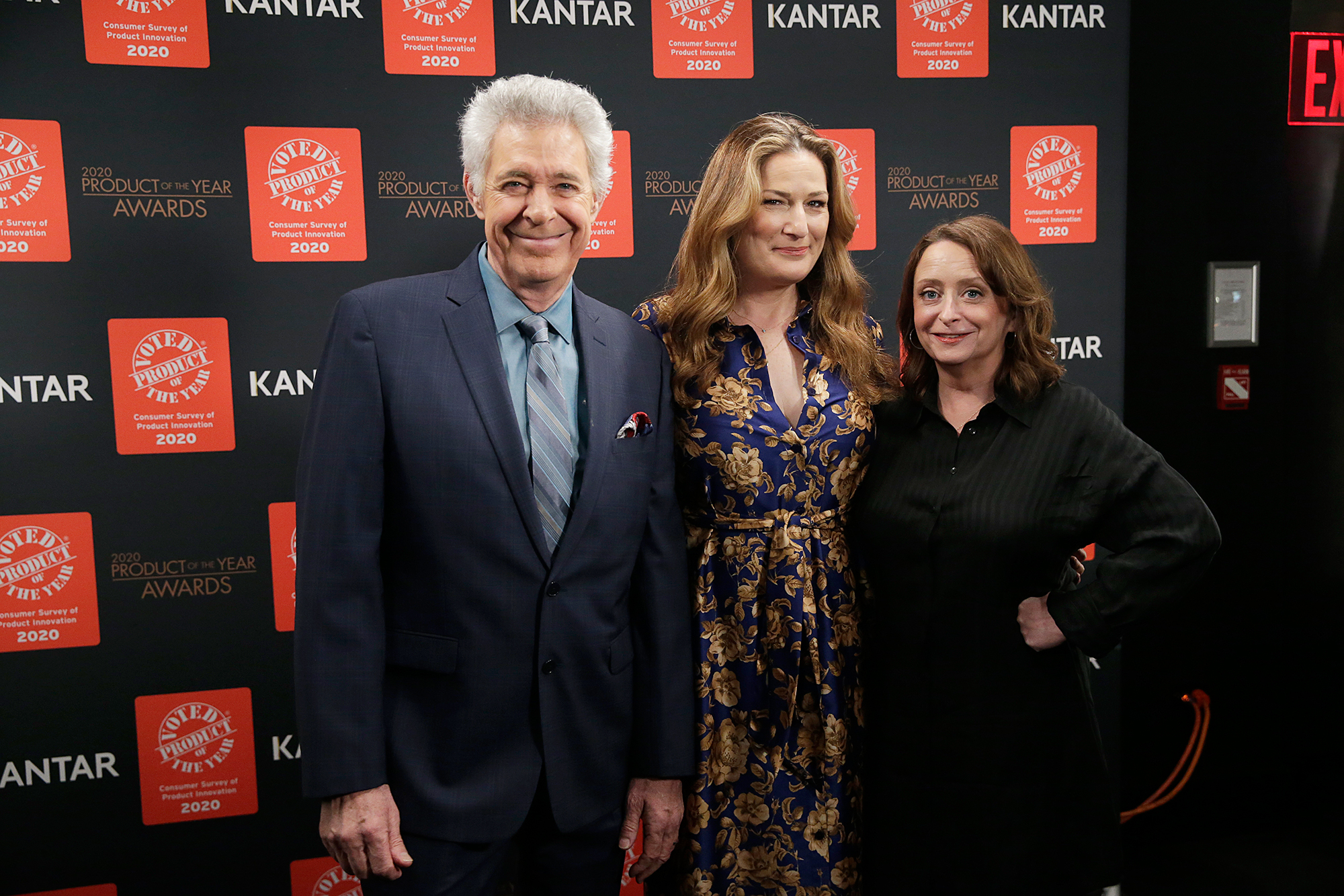 Anna Gasteyer, Rachel Dratch and Barry Williams