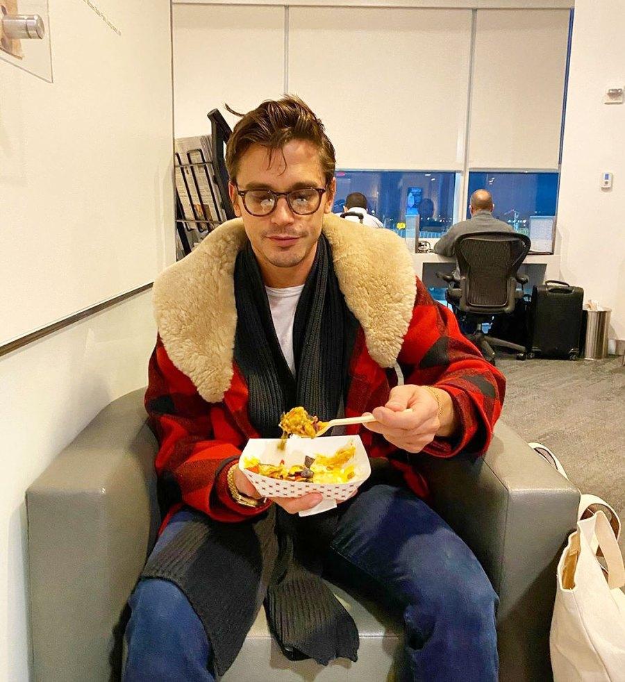 Antoni Porowski Stars Who Go Nuts for Nachos