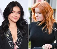Ariel Winter Hair Change Black to Red
