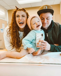 Audrey Roloff Reveals She Jeremy Roloff Want At Least 4 Kids