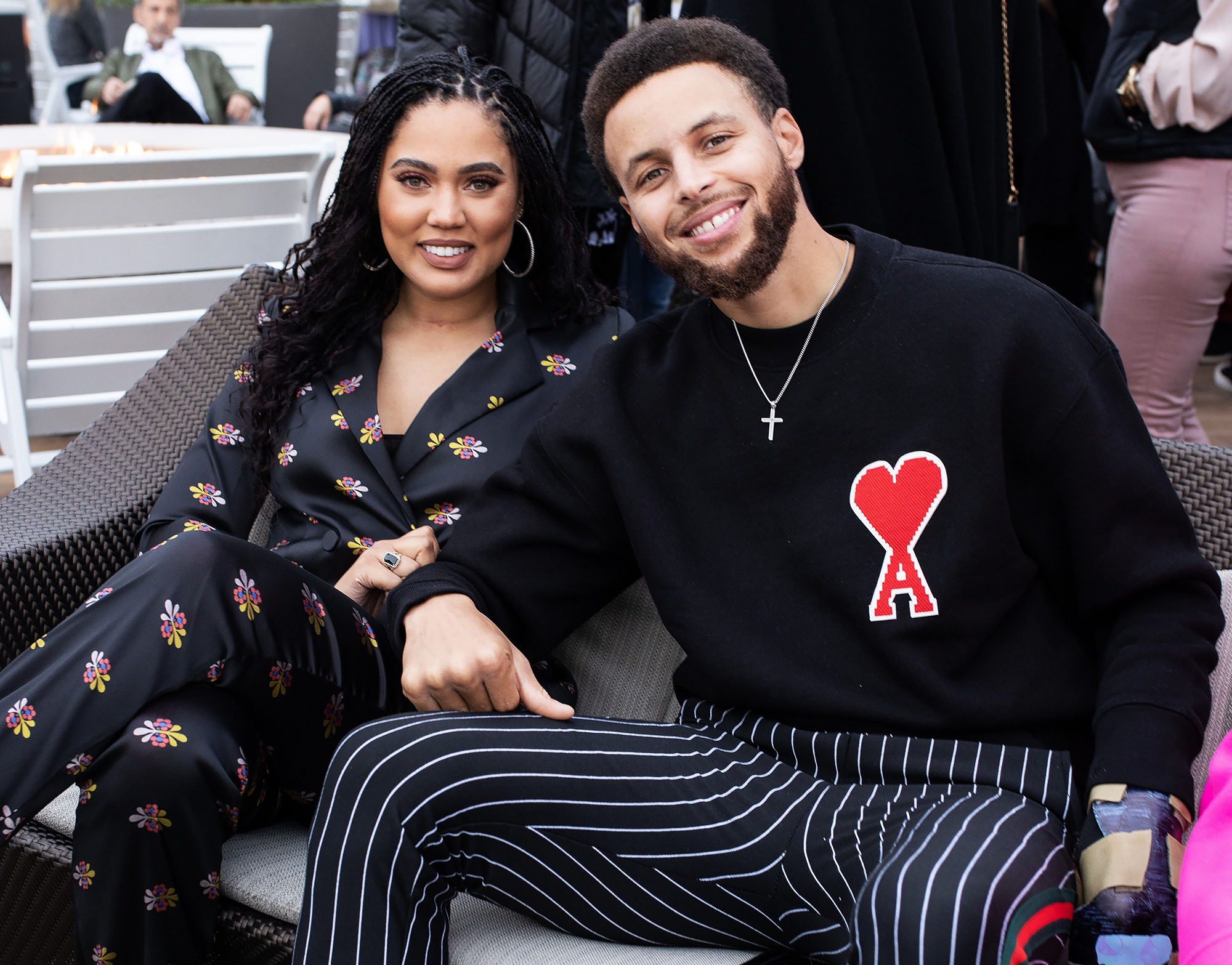 Stephen Curry Ayesha Curry S Hottest Moments Photos