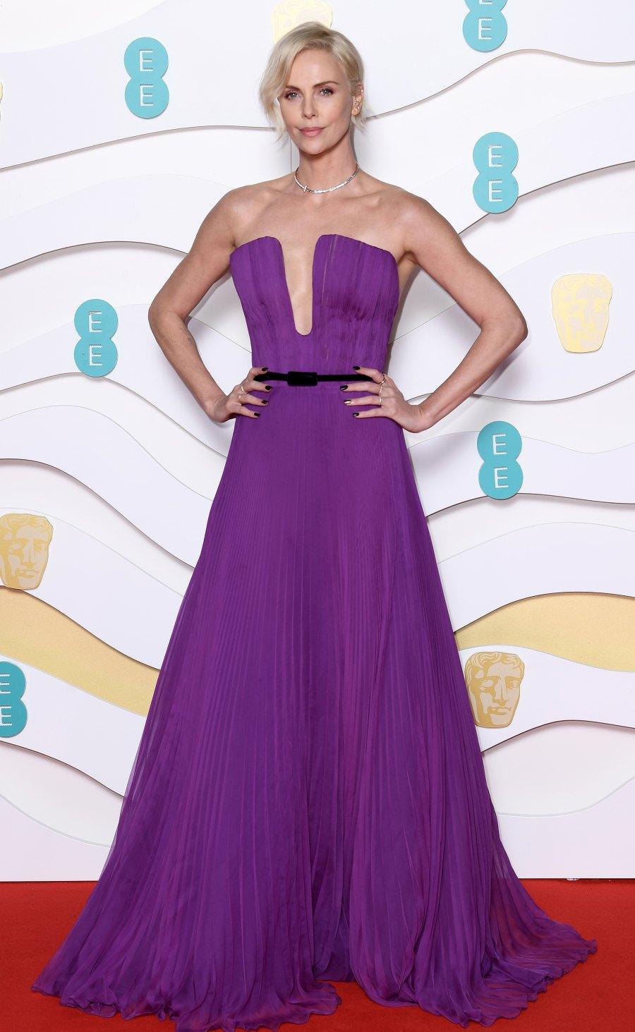 BAFTA Awards 2020 - Charlize Theron