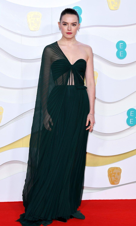 BAFTA Awards 2020 - Daisy Ridley