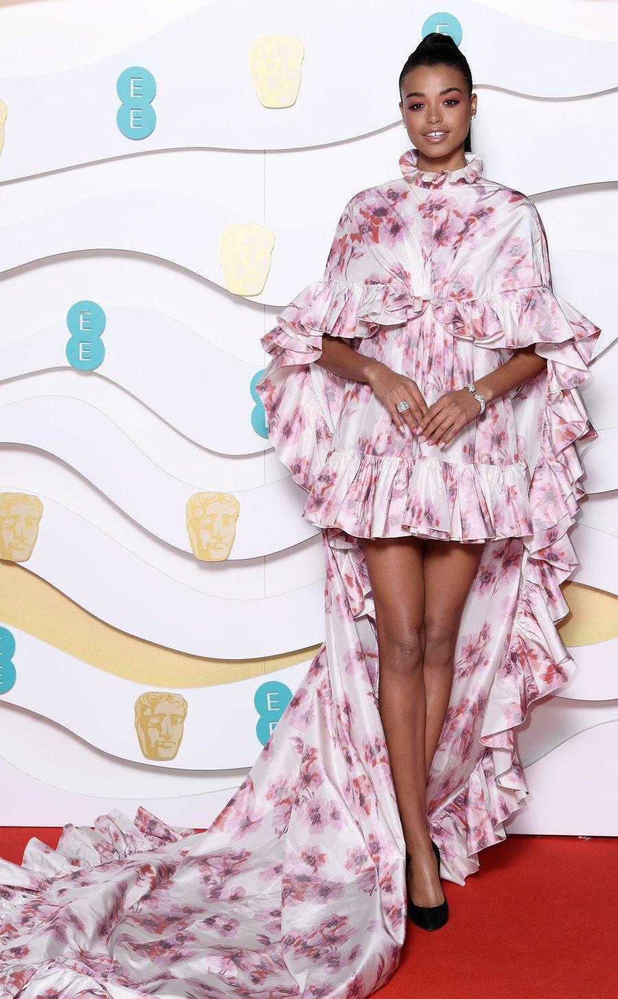 BAFTA Awards 2020 - Ella Balinska
