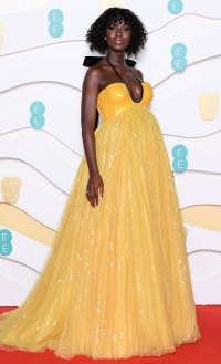 BAFTA Awards 2020 - Jodie Turner-Smith