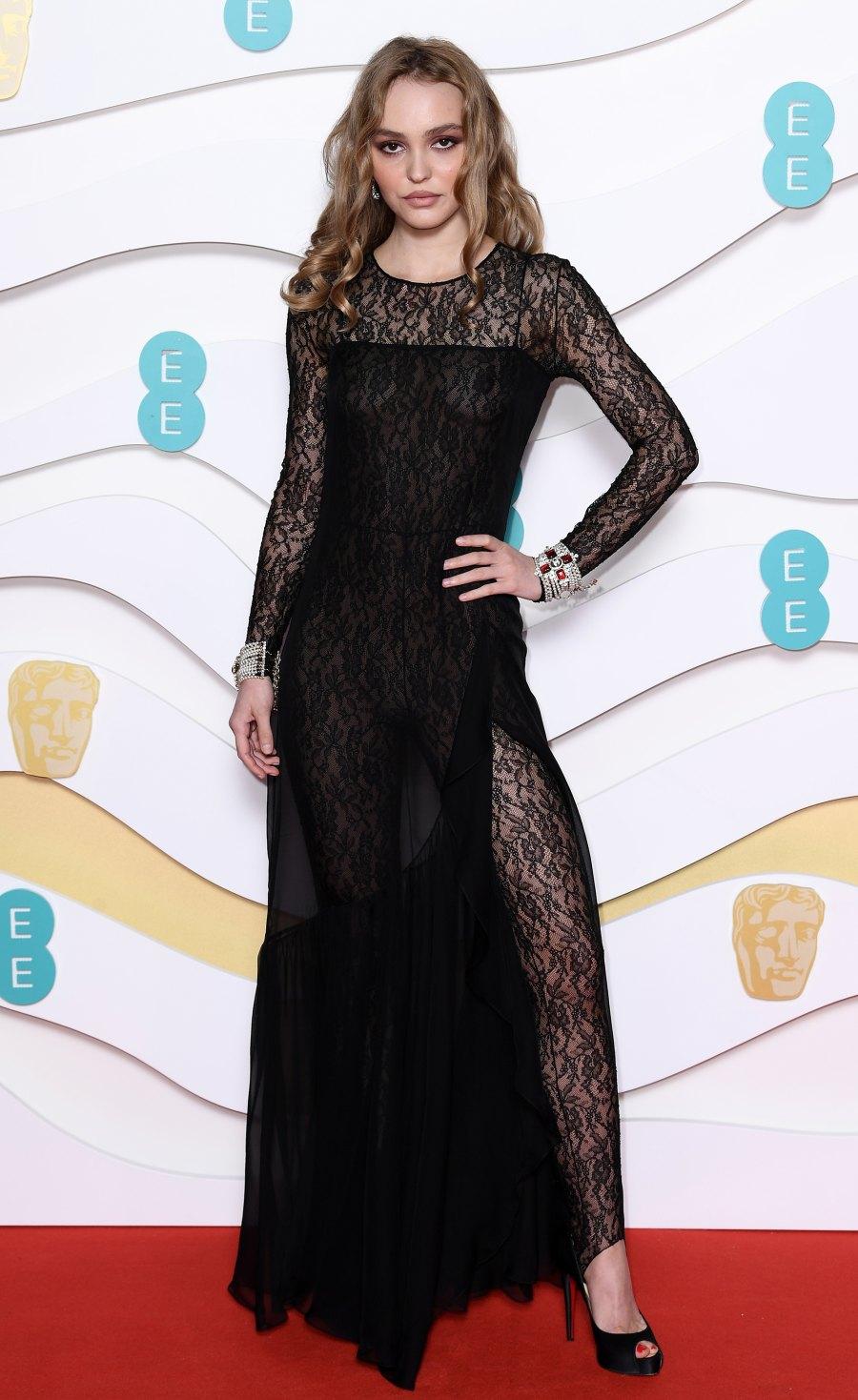 BAFTA Awards 2020 - LIly Rose Depp
