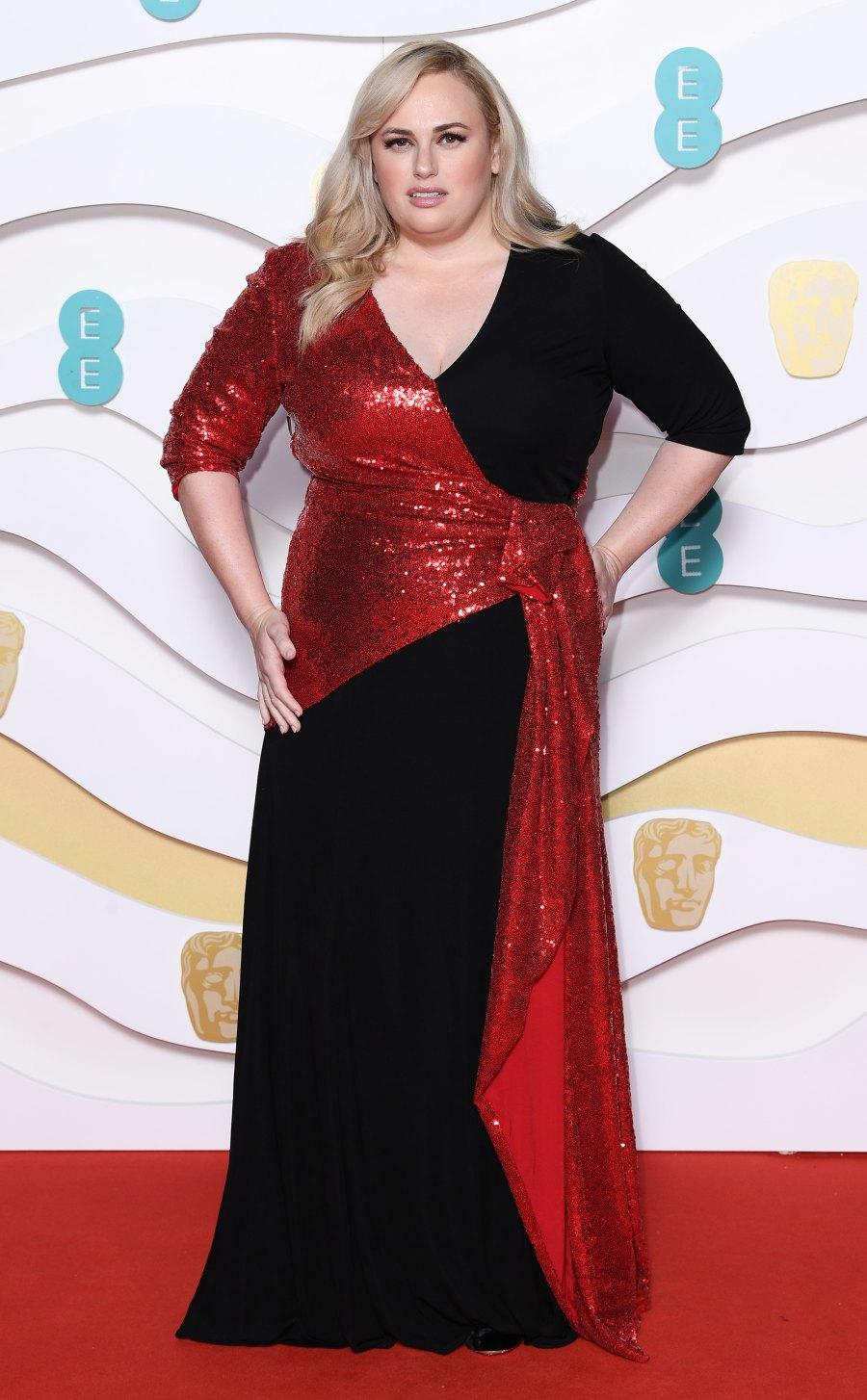BAFTA Awards 2020 - Rebel Wilson