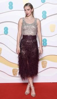 BAFTA Awards 2020 - Vanessa Kirby