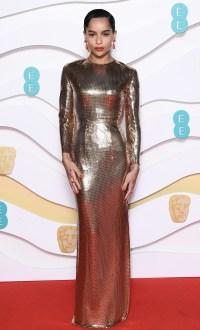 BAFTA Awards 2020 - Zoe Kravitz