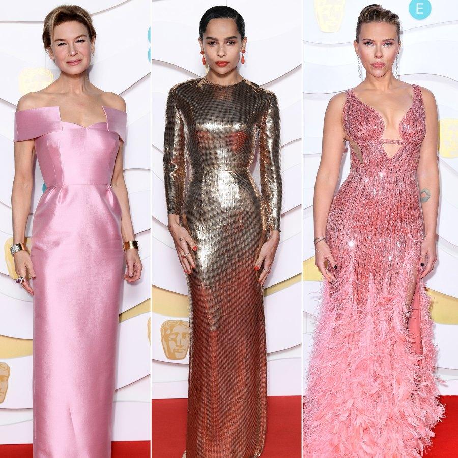 BAFTA Awards 2020 Arrivals