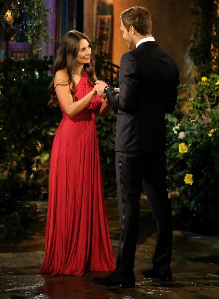 Bachelor's Kelley Flanagan Clarifies Her Feelings for Peter Weber