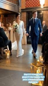 'Bachelorette' Alum JJ Lane Marries Kayla Hughes in Denver