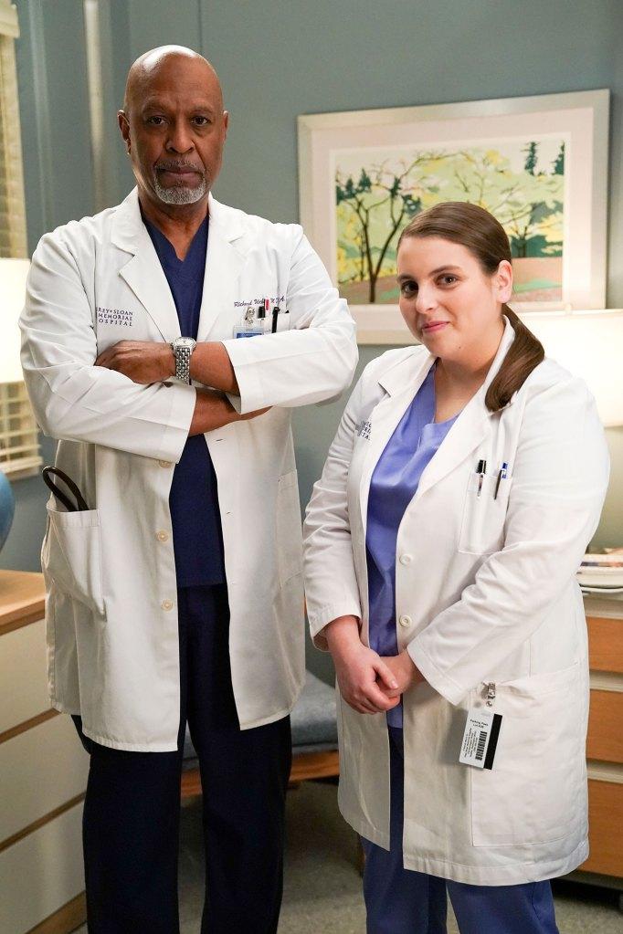 Beanie Feldstein Grey's Anatomy