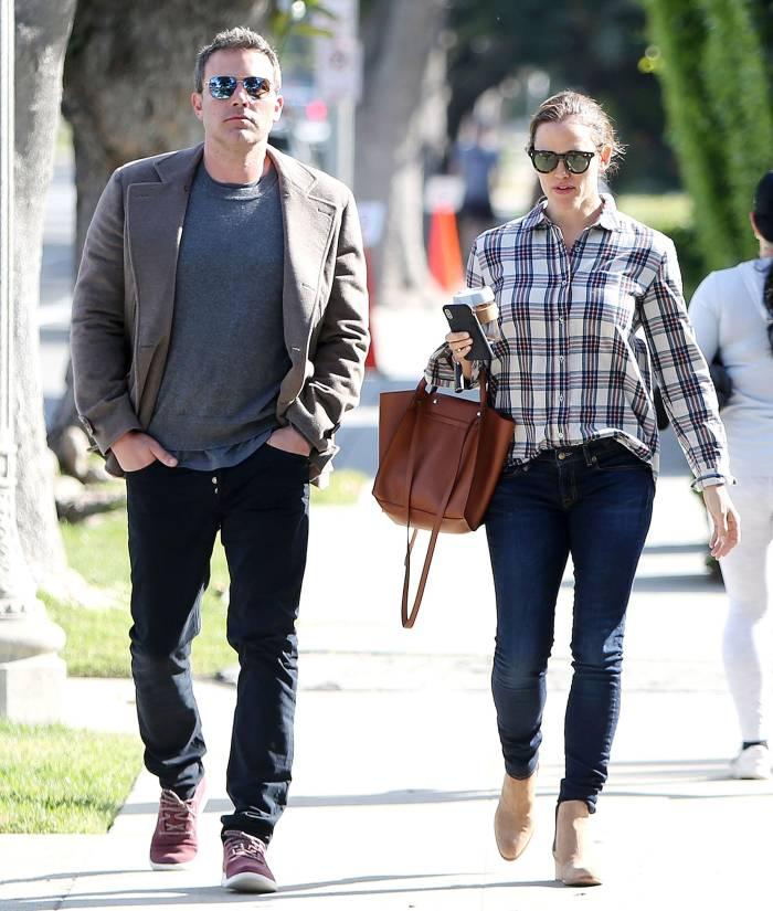 Ben Affleck and Jennifer Garner The Way Back