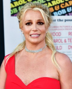 Britney Spears Posts Video Exact Moment She Broke Her Foot